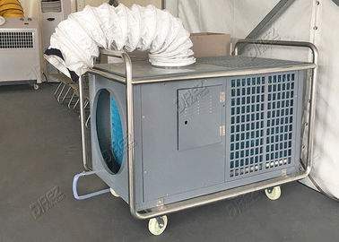12.5HP มินิแบบพกพาเต็นท์ Ac Unit, Conference Cooling & Heating Tent Airconditioner