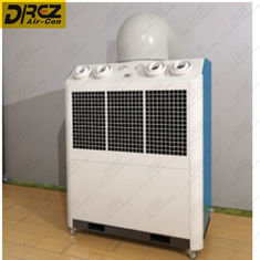5 HP 14.5 KW Portable Spot Air Cooling Conditioner สำหรับ Rest Station Dinning Hall